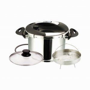 زودپز رو گازی دلمونتی مدل Pressure cooker DL 1030