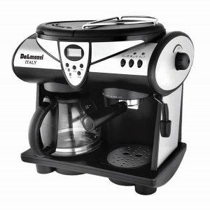 اسپرسو ساز 4 کاره دلمونتی مدل 4in1 espresso machine DL 640