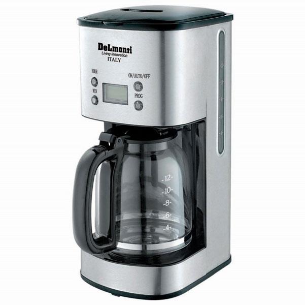قهوه ساز تک کاره دلمونتی مدل Digital coffee maker DL 650