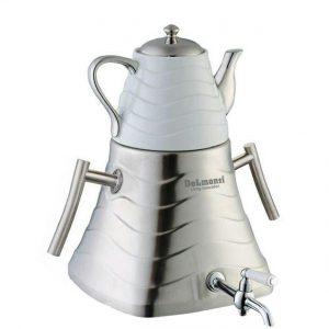 کتری و قوری دلمونتی مدل Tea kettle set DL 1420