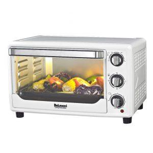توستر ۳۰ سفید دلمونتی مدل Toaster Oven DL 770 White